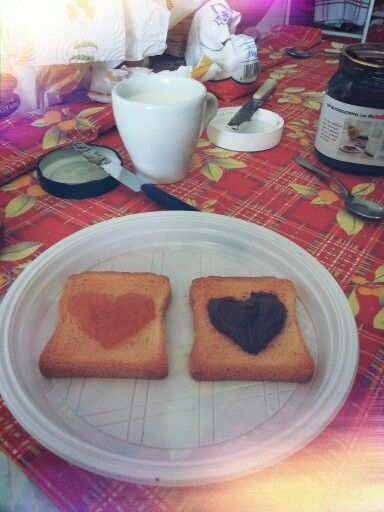 Breakfast with love