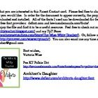 Parent Contact Information Cards.  Simple way to organize parent contact information.  ...