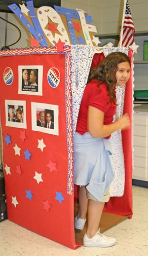 Classroom Voting Ideas : Best images about green patriotic crafts food ideas