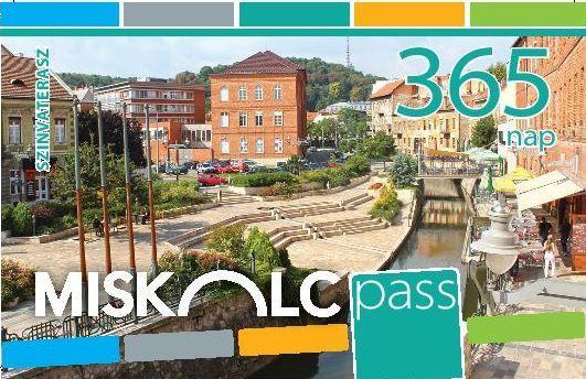 Miskolc Pass Turisztikai Kártya