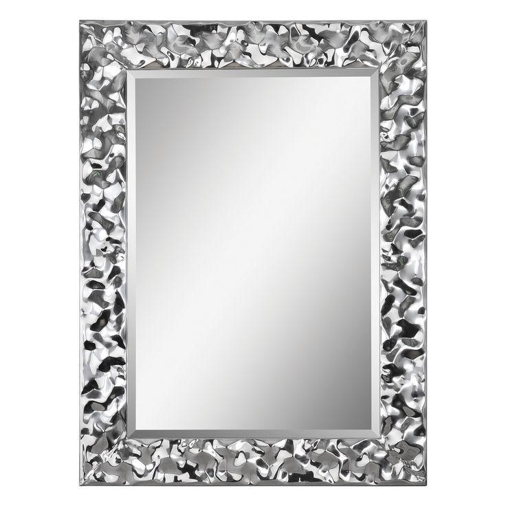Hugo Rectangle Oversized Wall Mirror