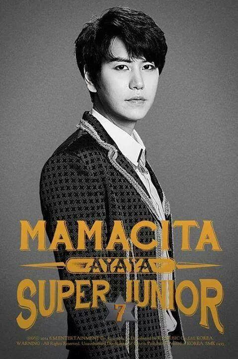 #MAMCITA foto teaser Kyuhyun