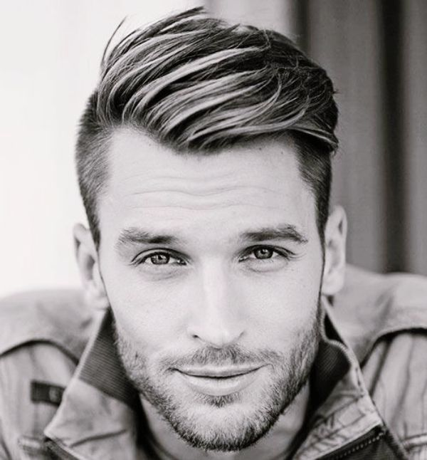 40 Most Charming Gelled Hairstyles For Men
