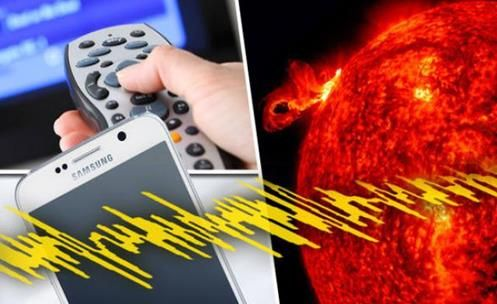 Tempestade Solar em Direção a Terra Ameaçando o Funcionamento da sua TV Sky e Telefones Celulares!