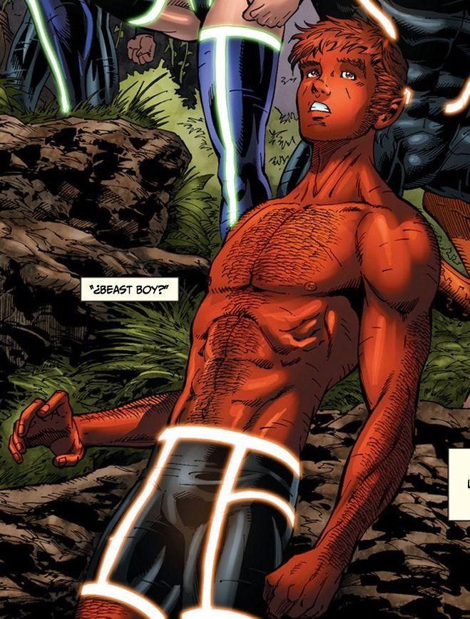 Beast Boy New 52 Dc Comics