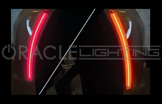 Corvette C7 SMD Sidemarkers - ORACLE SMD Sidemarkers - ORACLE Automotive…
