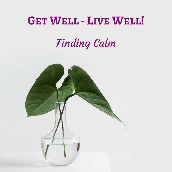 Get WEll - Live Well - Day 3  FINDING CALM  Who doesn't need a little calm in their lives? Can I get an Amen!?  Did you know that there are certain oils that are scientifically proven to be effective for calming our brains or helping us with occasional anxiety? Some oils contain a compound called Sesquiterpenes. Sesquiterpenes allow these oils to surpass the blood/brain barrier. What does that mean, you ask? Well, they can miraculously reach the very part of our brains that is necessary in…