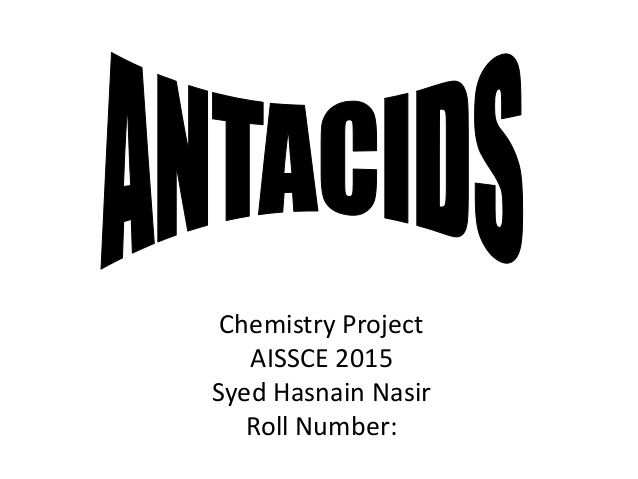 the best chemistry projects ideas cool science  chemistry project ideas for college antacids chemistry project