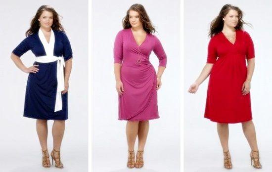 Tips long dress untuk orang gemuk