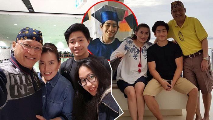 Putra Mario Teguh Unggah Foto Kelulusan, Netizen Malah Beri Kritikan Pedas Ini!