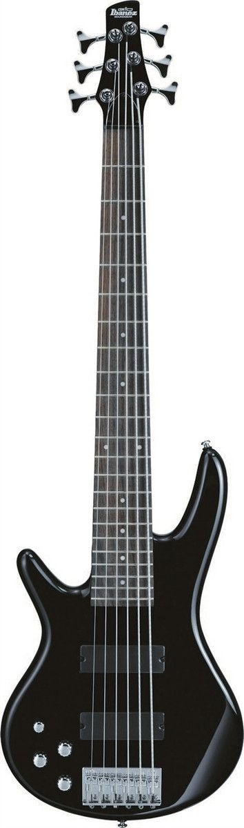 Ibanez GSR206 Gio Series 6-String Bass Guitar