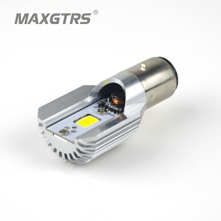 $5.99 (Buy here: https://alitems.com/g/1e8d114494ebda23ff8b16525dc3e8/?i=5&ulp=https%3A%2F%2Fwww.aliexpress.com%2Fitem%2F2015-New-Arrival-LED-Motorcycle-Headlight-Bulbs-BA20D-6W-800LM-6500K-COB-Light-Source-Moped-Scooter%2F32506670834.html ) 2017 New Arrival LED Motorcycle Headlight Bulbs BA20D 6W 800LM 6500K COB Light Source Moped Scooter Accessoire Motobike headlamp for just $5.99