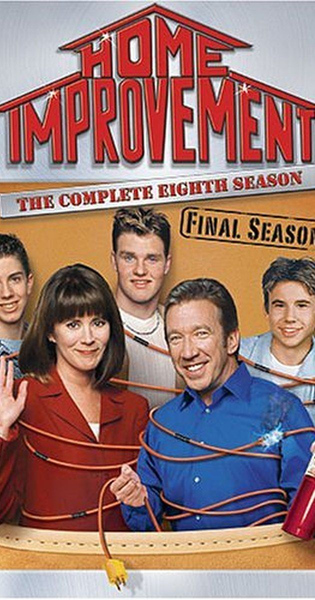 Created by Carmen Finestra, David McFadzean, Matt Williams.  With Tim Allen, Patricia Richardson, Earl Hindman, Taran Noah Smith. The daily trials and tribulations of Tim Taylor, a TV show host raising three mischeivous boys with help from his loyal co-host, domineering wife, and genius neighbor.