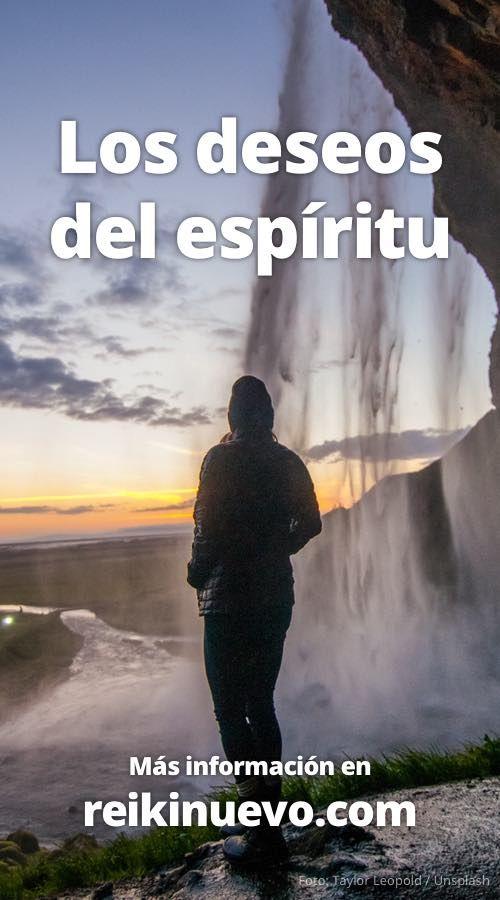 ¡Muy buenos días! Comenzamos la jornada de hoy reflexionando sobre los deseos del espíritu con unas palabras del poeta, pintor, novelista y ensayista libanés Khalil Gibran. Más información: http://www.reikinuevo.com/los-deseos-del-espiritu/