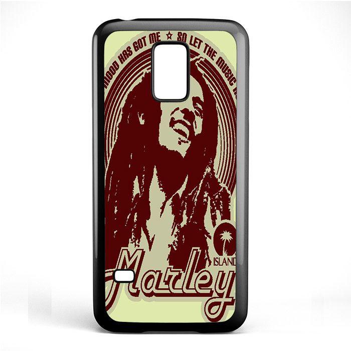 Bob Marley Mellow Mood Has Got Me TATUM-2003 Samsung Phonecase Cover Samsung Galaxy S3 Mini Galaxy S4 Mini Galaxy S5 Mini