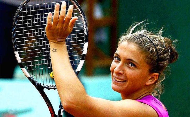 Tennis, Internazionali di Roma: sorteggio show a Piazza del Popolo con Sara Errani