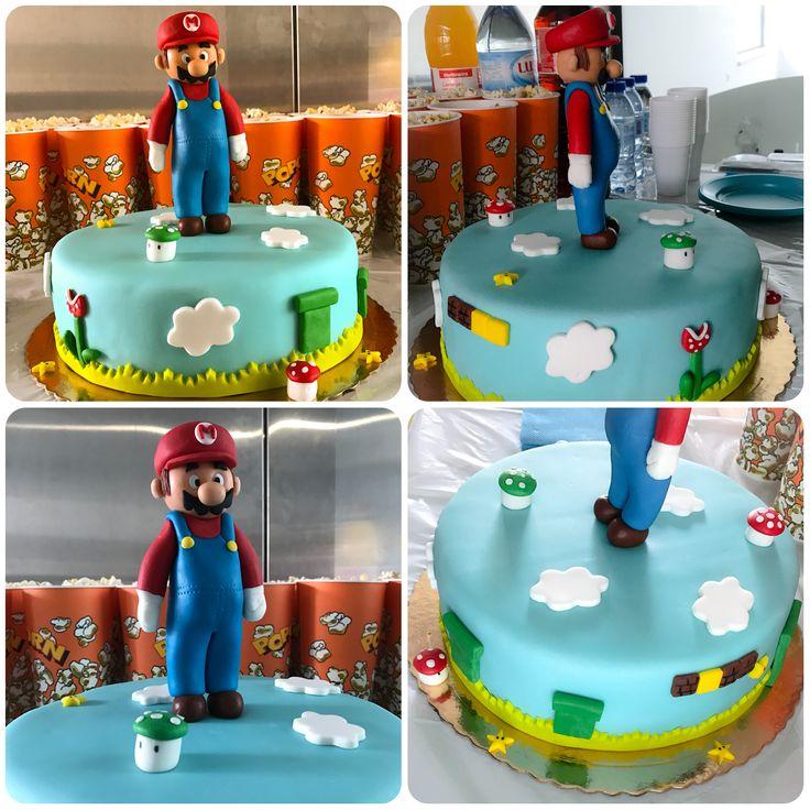 Super Mário Cake