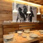 rivestimento legno pareti