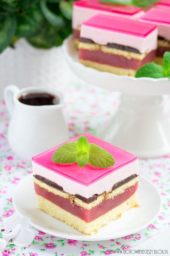 Ciasto Fiona - przepis - Gotowanie cieszy