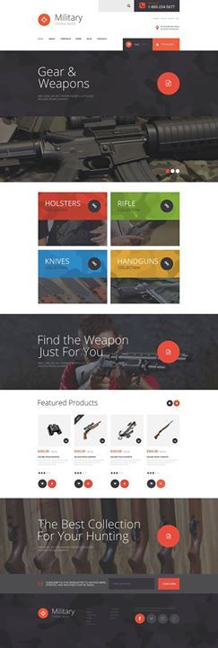 Follow-me on Instagram   Military Store WooCommerce Theme CLICK HERE! live demo  http://cattemplate.com/template/?go=2iz4i3k