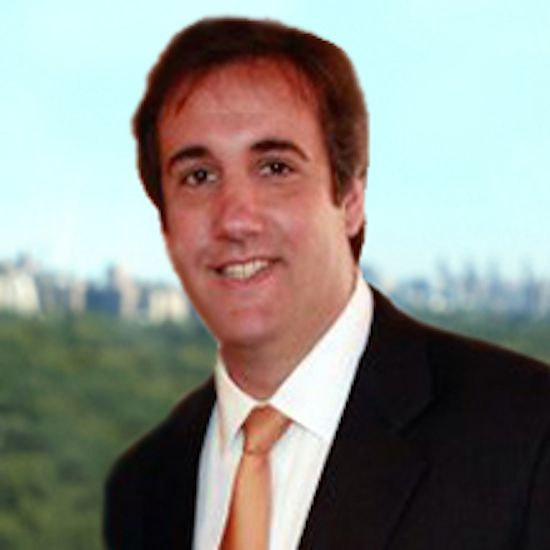 The F*** ing disgusting consequences Trump Lawyer threatened liberal news site with for Rape story. Michael Cohen (Image source: The Eric Trump Foundation)