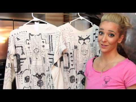"""JennaMarbles' Epic Halloween Costume """"I was.. Britney Spears, Britney Spears, Britney Spears, Britney Spears, and then Nyan Cat."""" lol. Also, she's a really freakin good Britney. THIS YEAR WINS THOUGH."""