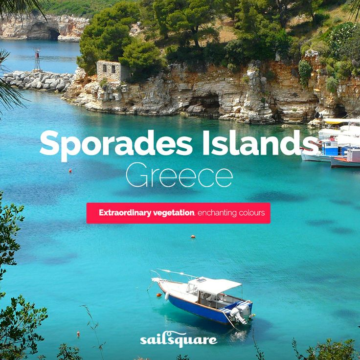 #Sporades islands #Greece #sailing  www.sailsquare.com