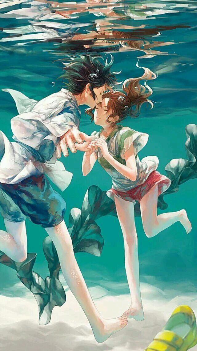 #Hayao Miyazaki #Ghibli #Spirited Away