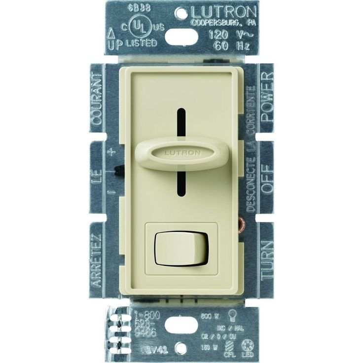 Skylark 150-Watt Single-Pole/3-Way CFL-LED Dimmer -