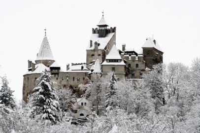 Bran Castle Romania, Transylvania