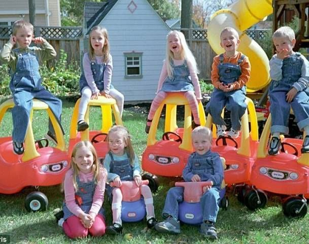 Septuplets (7) on Pinterest | Mccaughey Septuplets, Births and In ...