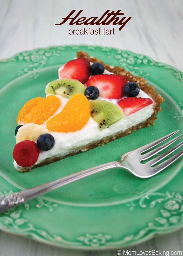 I've been cutting back on sugar lately, so when I saw a recipe for a Greek Yogurt Fruit Tart, I got so excited. You can find the original recipe over at Sally's Baking Addiction. If you haven't seen her site, you should definitely check it out. She's got some great recipes. But of course, I..