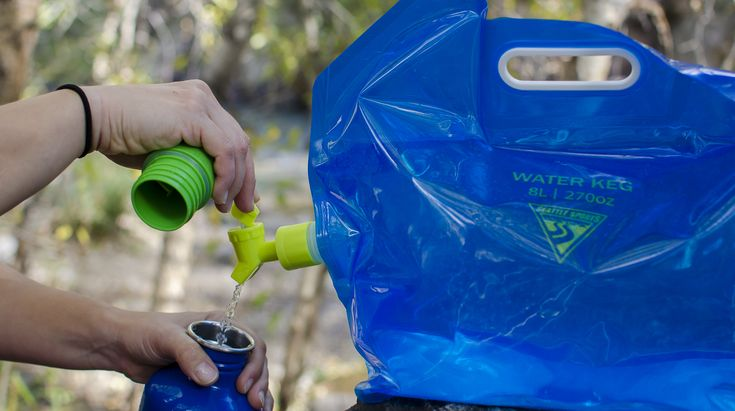 If you're looking for an easy solution for transporting and storing water on your next trip, check out this review of the AquaSto Water Keg 8L