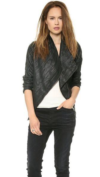 BB Dakota Ellif Jacket #Fall2014