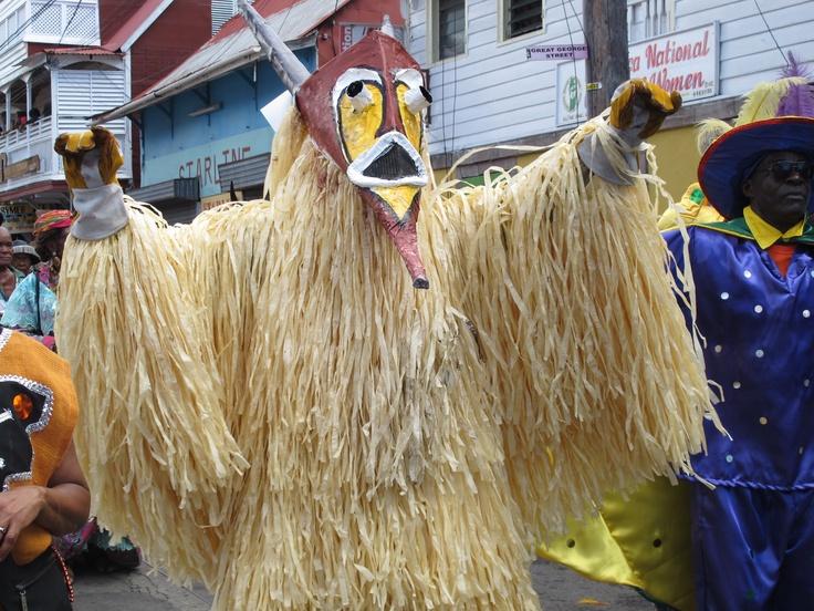 Take Part in Mas Domnik ~ Dominica's 2013 Carnival Celebrations February 11th…