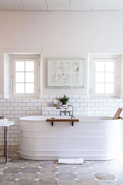 From The Barn To The Bathroom - How To Do The Modern Farmhouse  - Photos