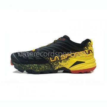 La Sportiva Akasha Negra  Zapatillas de trail running La Sportiva Akasha para chico ideal para tus carreras de larga distancia.  Ideal para las competiciones de resistencia, perfecta para largas distancias, Ultra Maratones, Ultra Trails y entrenos largos.  #running #trailrunning #runner #ofertas #descuentos #free #sports #moda #trailrunner #lasportiva #adidas #nike