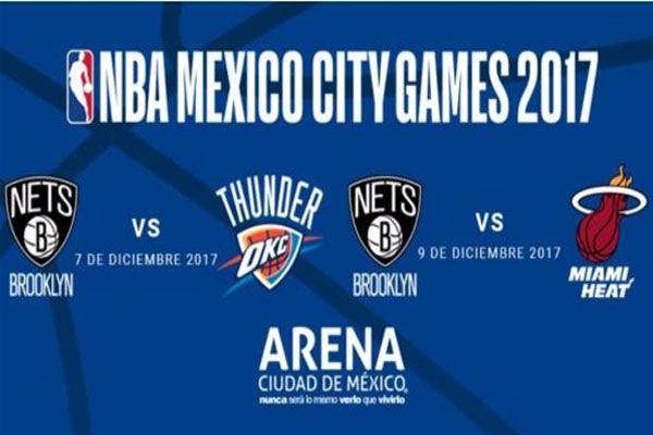 A la venta boletos para juegos NBA
