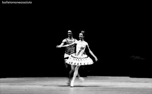 "© Carlos Quezada     Viktorina Kapitonova Викторина Капитонова, ""La Sylphide"" choreography by August Bourneville, ""2015 Elisa y Amigos..."