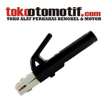 Kode : 06000011166 Nama : electrode holder 600A Merk : OPT Tipe : Germany - 600 A Status : siap Berat Kirim : 1 kg