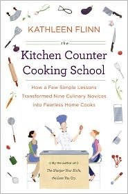 The Kitchen Counter Cooking School . . .life changing.