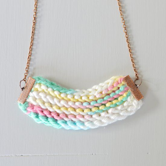 How To Knit Stitches On Scrap Yarn : Turn your scraps of yarn into knitted accessories with our free knitting patt...