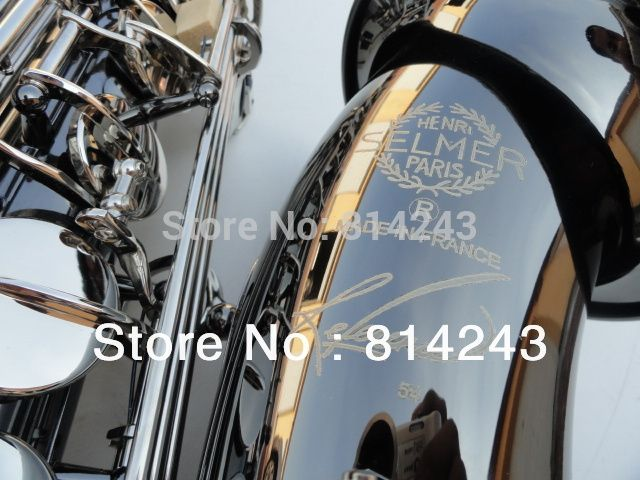 ==> [Free Shipping] Buy Best France Selmer Henry BB Tenor Saxophone Reference 54 Saxophone Tenor Drop B Surface Black Nickel Plating Sax Musical Instrument Online with LOWEST Price   1193352924