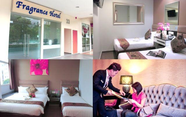 Fragrance Hotel Bugis - Singapore merupakan budget hotel yang cukup terkenal dan jadi favorit para backpacker. Dengan harga yang murah membuat anda dapat menginap disini sambil menggunakan dana yang lebih untuk mengunjungi tempat wisata atau makan makanan enak di restoran sekitar.