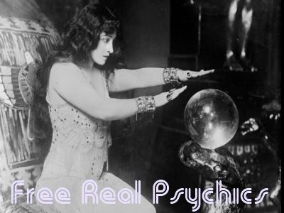 Free Real Psychics are a rich source of experienced psychics, and different groups of psychics specialize in different fields including relationship matters, finance matters, health issues, spiritual development issues, or prediction matters. They want to contribute their intuitive abilities to your happiness. Some guidelines below may help you use Free Real Psychics more conveniently and effectively.