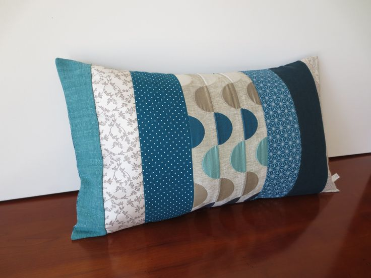 1000 id es propos de tapis turquoise sur pinterest - Housse coussin bleu canard ...