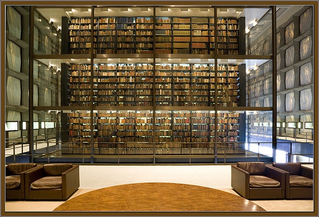 17 Best Images About Yale University Library On Pinterest