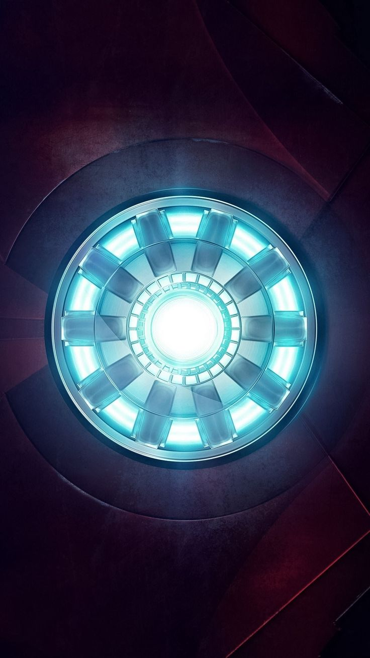 Iron Man Arc Reactor Wallpaper