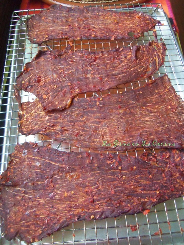 Cecina de Res-Dried Beef Cecina. New blog Post