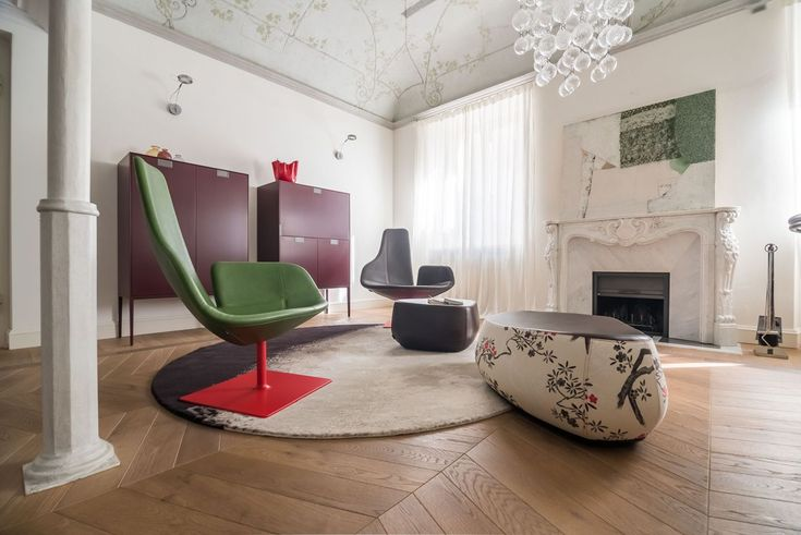 Projects:   Iconic design in an eighteenth century property |   Modern interior design: in a period refurbishment